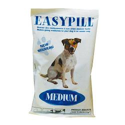EASYPILL DOG MEDIUM SACCH 75G