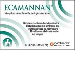 ECAMANNAN 36CPS 500MG