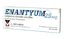 ENANTYUM 20 COMPRESSE 25 MG