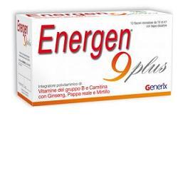 ENERGEN 9 PLUS 10FL 10ML