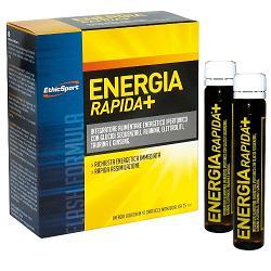 ENERGIA RAPIDA+ 10 FLACONCINI