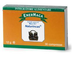 ENERMACA NATURINCAS 30 COMPRESSE