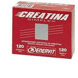 ENERVIT CREATINA 120CPR