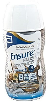ENSURE PLUS ADVANCE CAFFE' 4 FLACONCINI DA 220ML