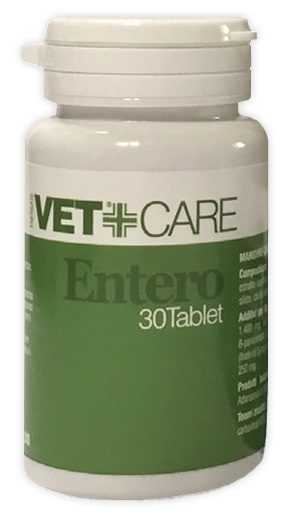 ENTERO VETCARE 30 COMPRESSE