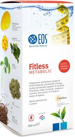 EOS FITLESS METABOLIC 500ML