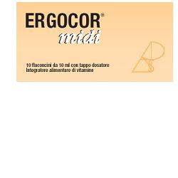ERGOCOR MIDI 10FLACONCINI