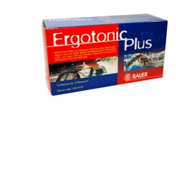 ERGOTONIC PLUS 10FLACONCINI 10ML