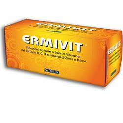 ERMIVIT 10FLACONCINI 15ML