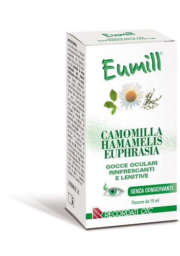 EUMILL GOCCE OCULARI 10ML