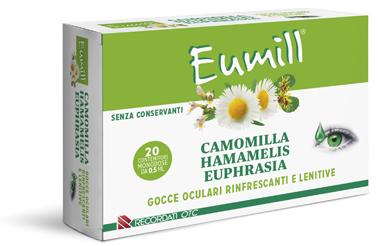EUMILL GOCCE OCULARI 20 FLACONCINI DA 0,5ML