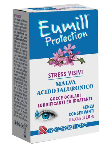 EUMILL GOCCE OCULARI PROTECTION FLACONE 10ML