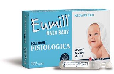 EUMILL NASO BABY 20 FLACONCINI 5ML