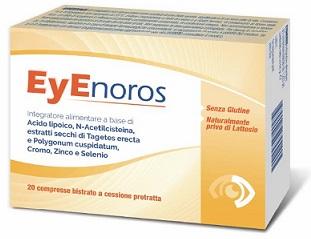 EYENOROS 20 COMPRESSE