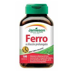 FERRO JAMIESON 100 COMPRESSE RILASCIO PROLUNGATO
