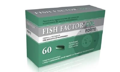 FISH FACTOR COLESTEROLO FORTE 60 PERLE