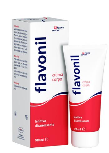 FLAVONIL CORPO CREMA 100ML