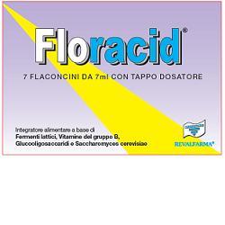 FLORACID 7 FLACONCINI