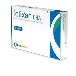 FOLIXAN DHA 20 CAPSULE