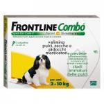 FRONTLINE COMBO CANI 2-10 KG 3 PIPETTE