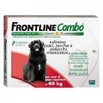 FRONTLINE COMBO CANI DA 40 KG IN SU 3 PIPETTE