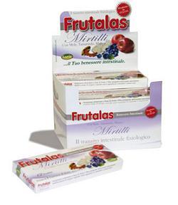 FRUTALAS MIRTILLI 12 TAVOLETTE 10G