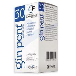 GINPENT 30 ADATTOGENO 30CPS