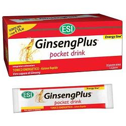 GINSENGPLUS POCKET 16 BUSTE