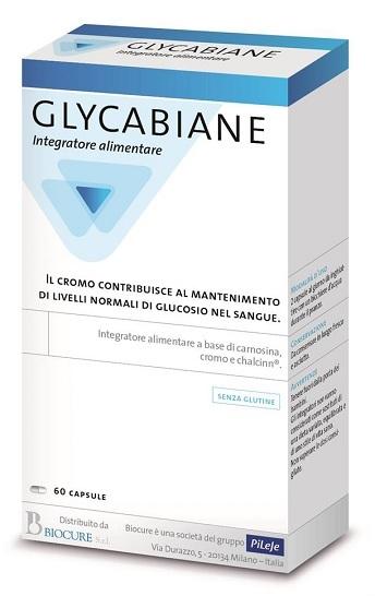 GLYCABIANE 60 COMPRESSE