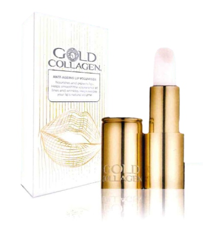 GOLD COLLAGEN ANTI AGEING LIP VOLUMISER TRATTAMENTO VOLUMIZZANTE