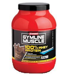 GYMLINE 100% WHEY CONC CACAO