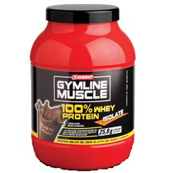 GYMLINE 100% WHEY ISOLATE CACA