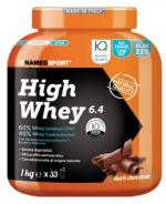 HIGH WHEY CACAO EX Proteinam Whey Cacao 1000g