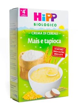 HIPP BIO CREMA MAIS-TAPIOCA ISTANTANEA