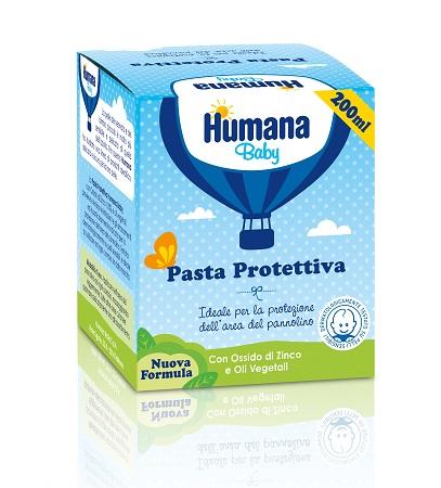 HUMANA BABY PASTA PROTETTIVA 200 ML