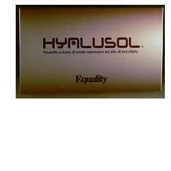 HYALUSOL AEROSOL 6FIALE 7ML