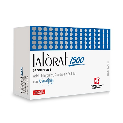 IALORAL 1500 30 COMPRESSE