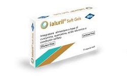 IALURIL SOFT GELS 15 CAPSULE