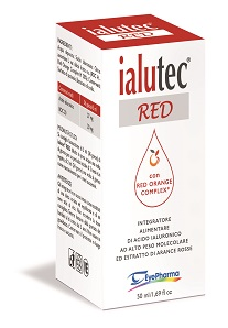 IALUTEC RED 50 ML GOCCE