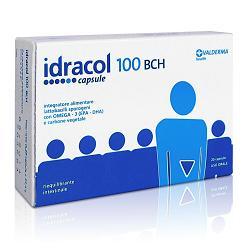 IDRACOL 100 BCH 20 capsule