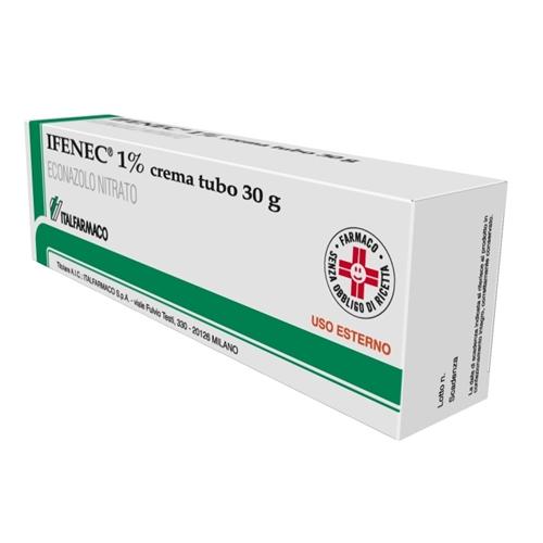 IFENEC CREMA 30 GRAMMI 1%