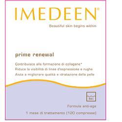 IMEDEEN PRIME RENEWAL 120 COMPRESSE