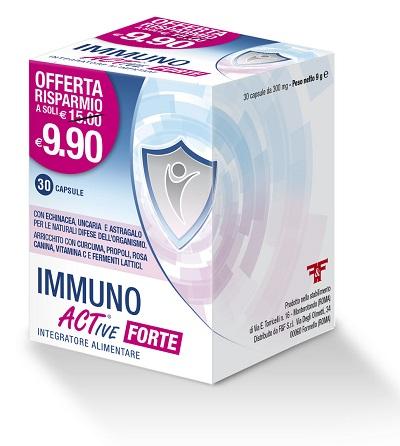 IMMUNO ACTIVE FORTE 30 CAPSULE
