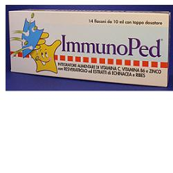 IMMUNOPED 14 FLACONI 10ML