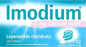 IMODIUM CAPSULE MOLLI 2 MG
