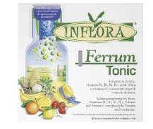 INFLORA FERRUM TONICO 10 FIALETTE