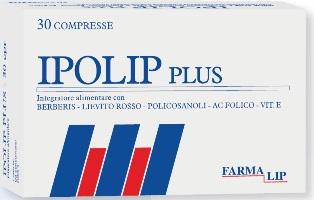 IPOLIP PLUS 30CPR
