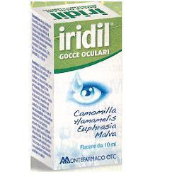 IRIDIL GOCCE OCULARI 10ML