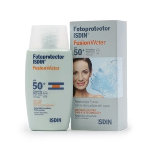 ISDIN FOTOPROTECTOR FUSION WATER 50+