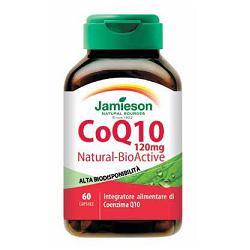 JAMIESON COQ10 120MG 60 CAPSULE